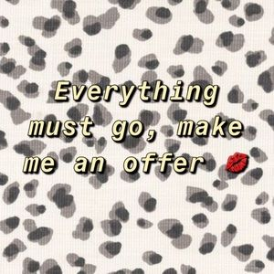 Other - Everything must go, closet clean out 🌟